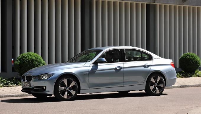 BMW ActiveHybrid 3 foto e video ufficiali