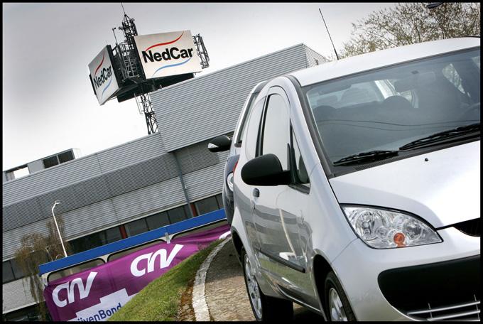 BMW NedCar