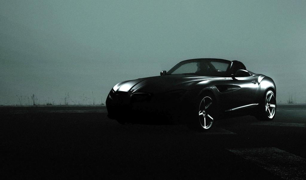 BMW Zagato Spider Concept