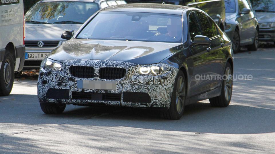 BMW Serie 5 F10 facelift