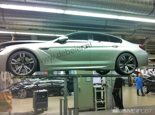 BMW M6 GC