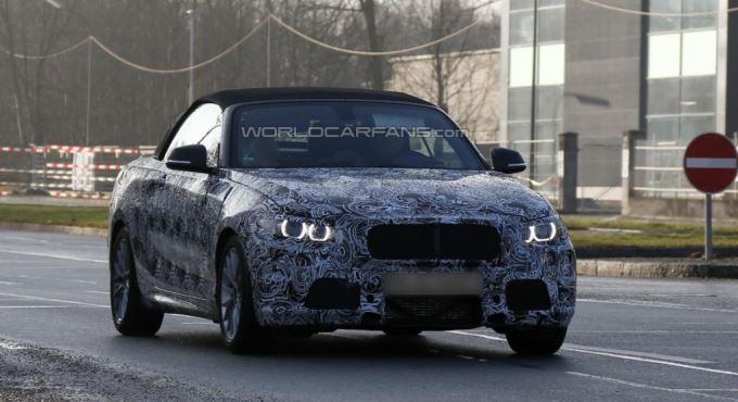 2013 BMW Serie 2 Cabrio