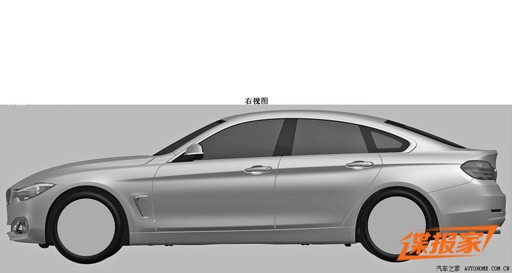 BMW 4er GC F36