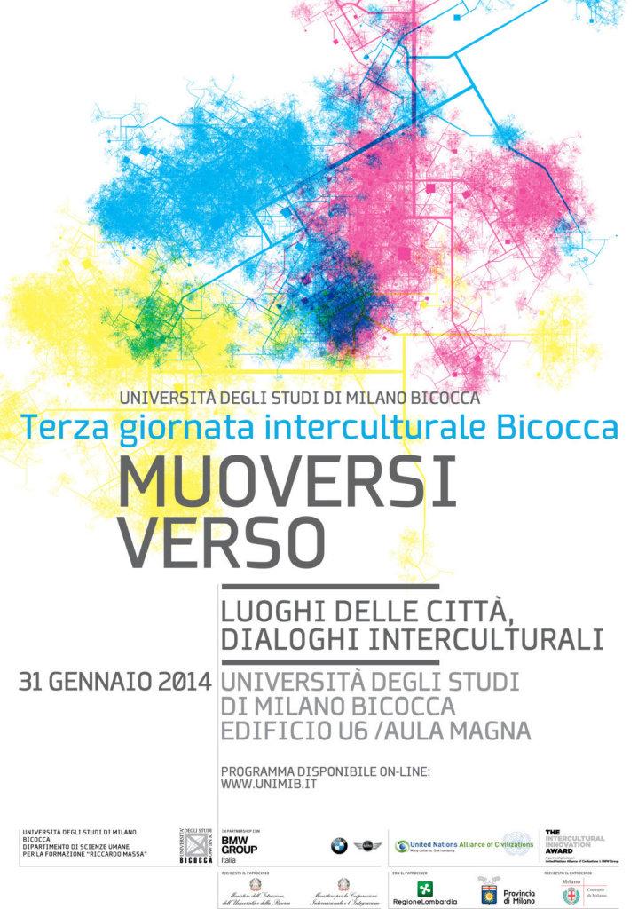 BMW Italia partner della Terza Giornata Interculturale Bicocca. Muoversi Verso. Luoghi delle città, dialoghi interculturali
