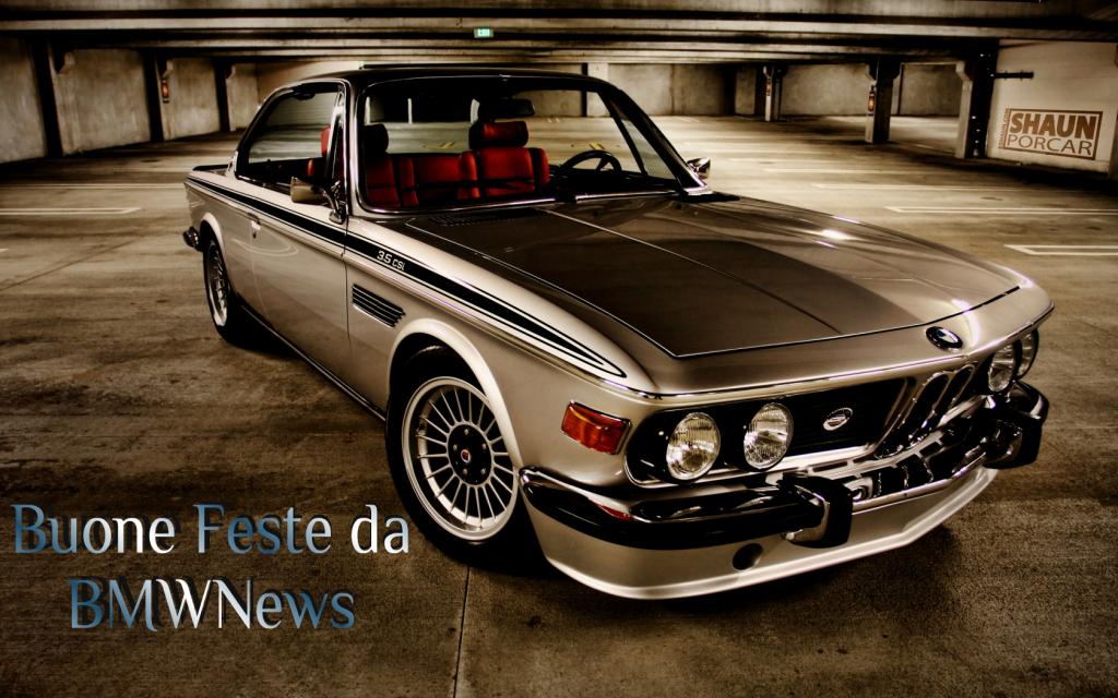 Auguri da BMWNews