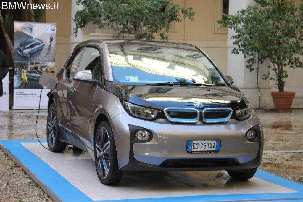BMW i3 Bari
