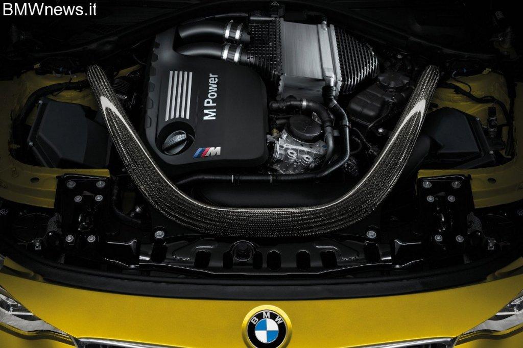 Il nuovo 6 cilindri in linea 3.0 sovralimentato da 431 CV