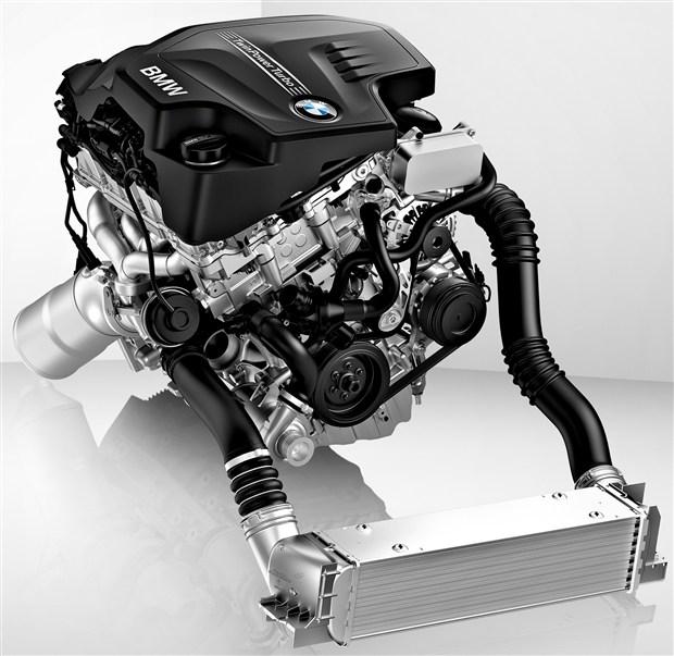 BMW 2.0 litri TwinPowerTurbo