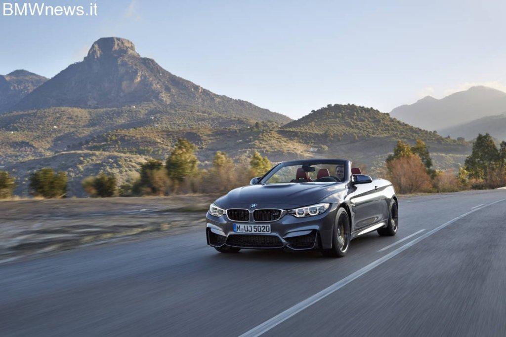 BMW M4 Cabriolet - F83