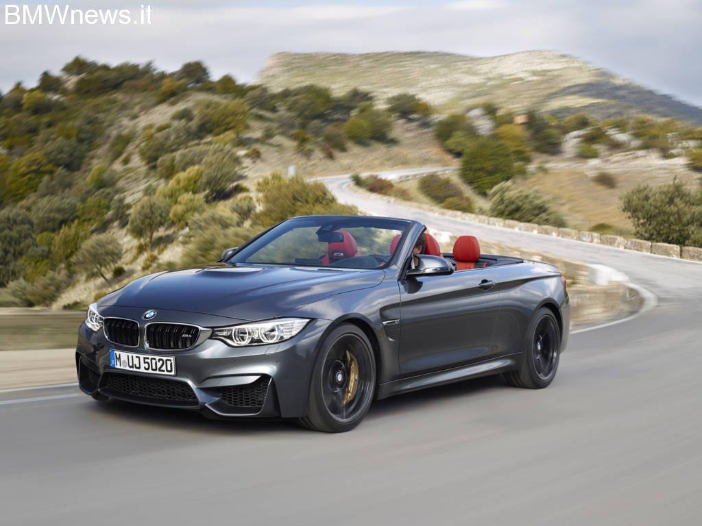 BMW M4 Cabrio F83