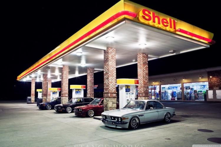 BMW Shell