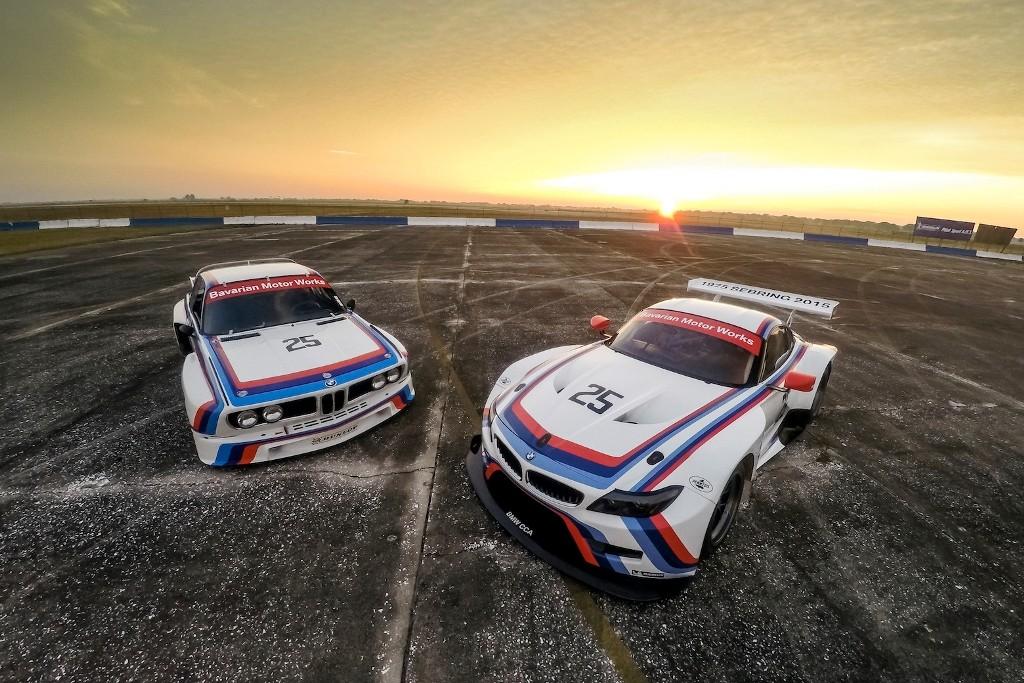 BMW Sebring Anniversary