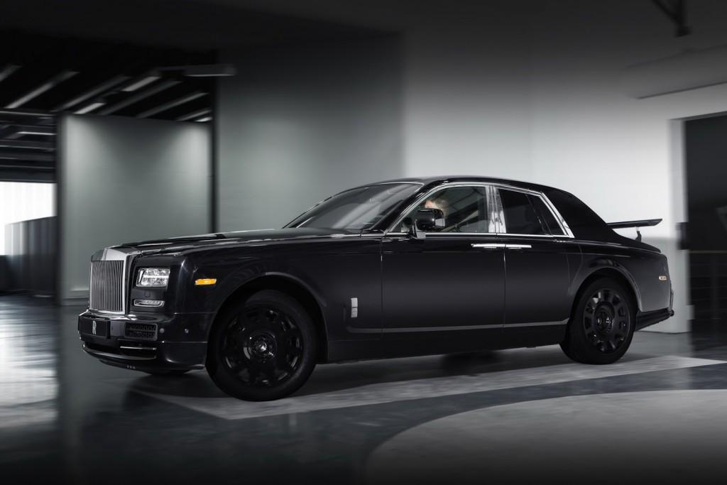 Rolls-Royce Cullinan Mule