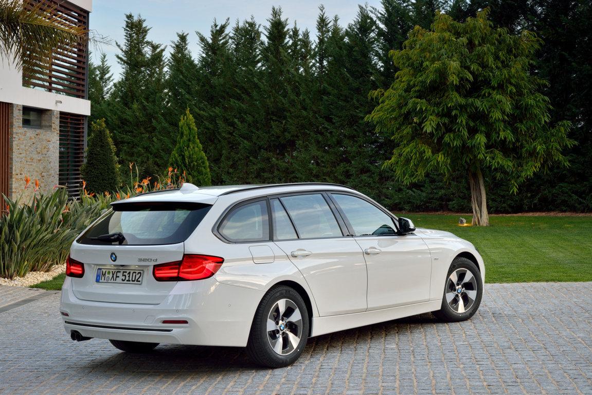 Bmw Mobile Al >> BMW Serie 3: ecco la rinnovata berlina di Monaco - BMWnews