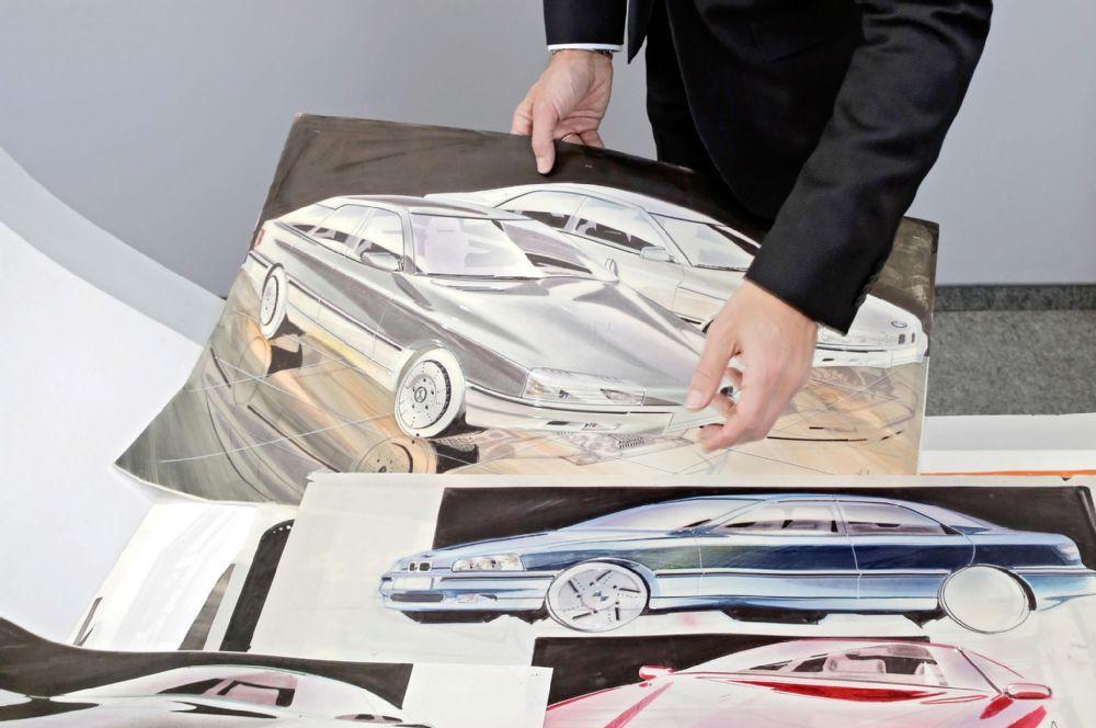Adrian Van Hooydonk Design BMW