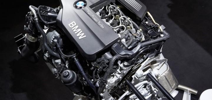 BMW B48 engine
