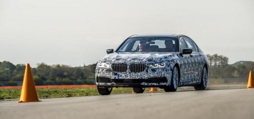 2015 BMW 750d