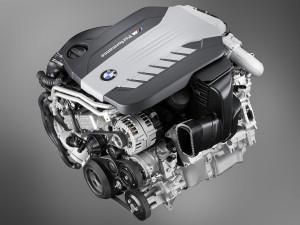 BMW 3.0 quad turbo 750d