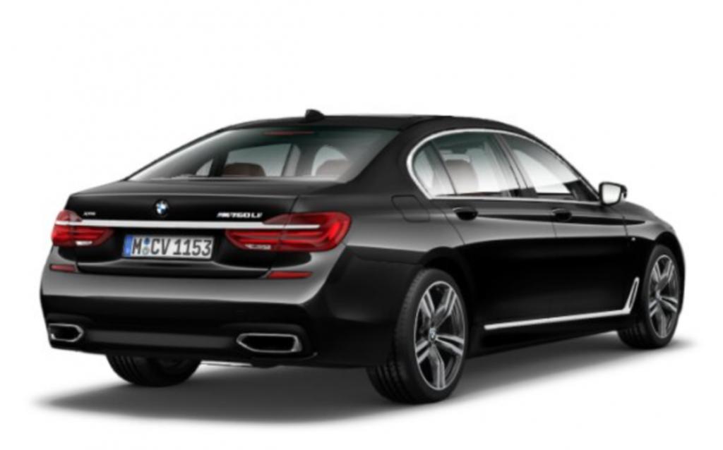 BMW M760Li G12