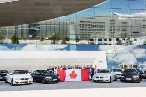 BMW M European Tour