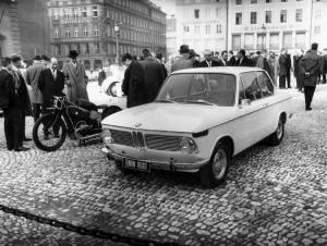 BMW Serie 02