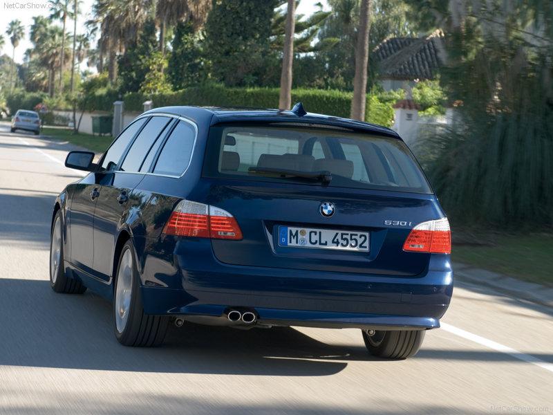 BMW Serie 5 Touring E61
