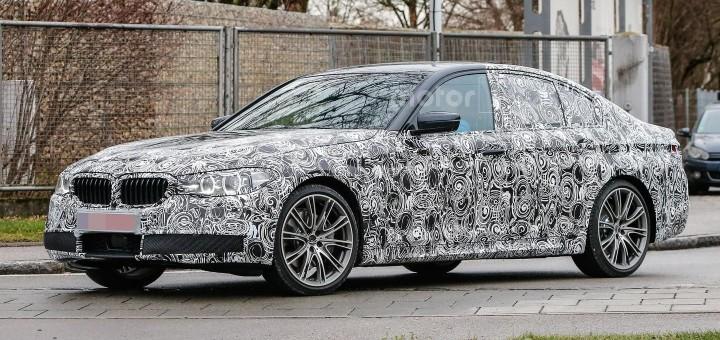 BMW Serie 5 G30 2017