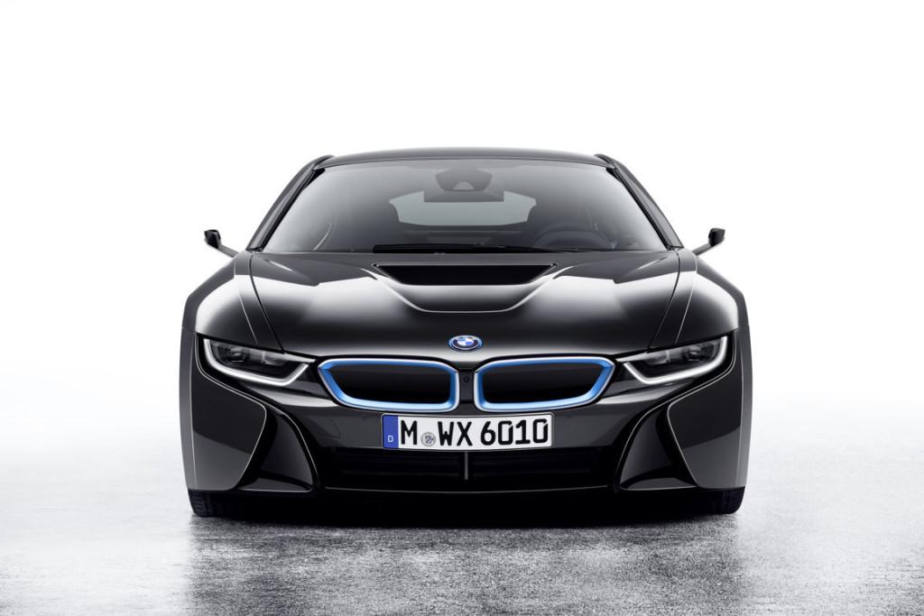 BMW i8 Mirrorless CES 2016