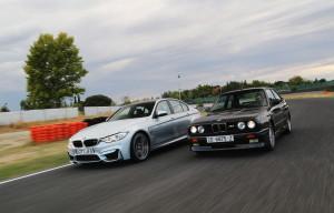 BMW M3 E30 BMW M3 F80