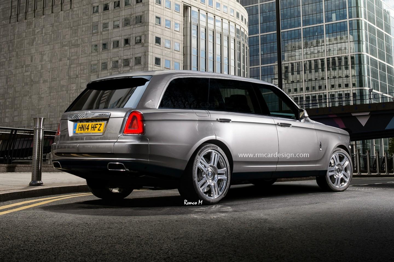 Rolls Royce Cullinan: largo al SUV! - BMWnews