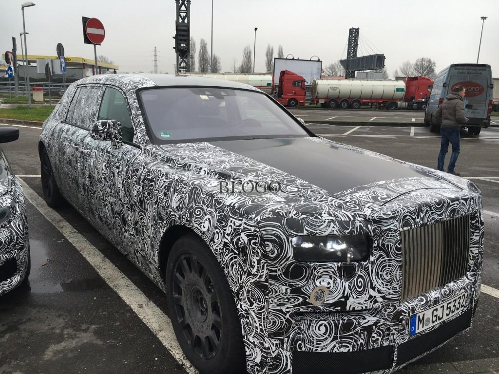 Rolls Royce Phantom II