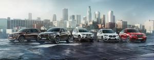 BMW USA X Drive Family
