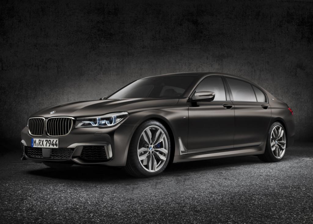 BMW M760Li xDrive G12