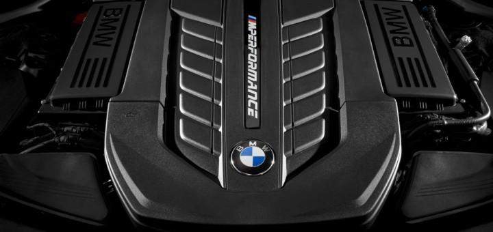 BMW M760Li xDrive - BMW N74 Engine