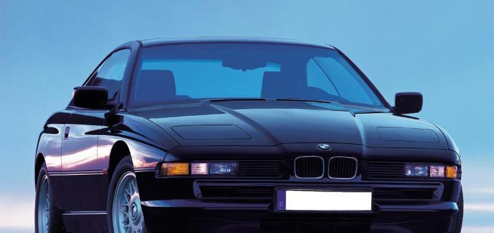 BMW Serie 8 E31 850CSi
