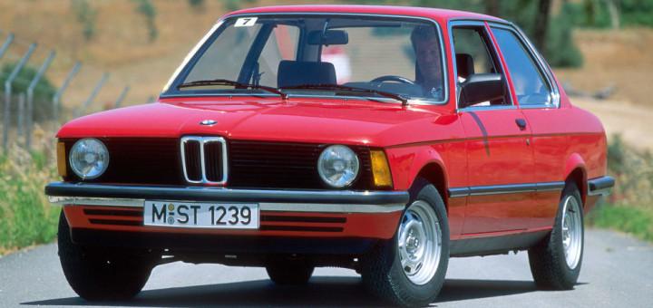 Bob Lutz - BMW 3 Series e21 1975