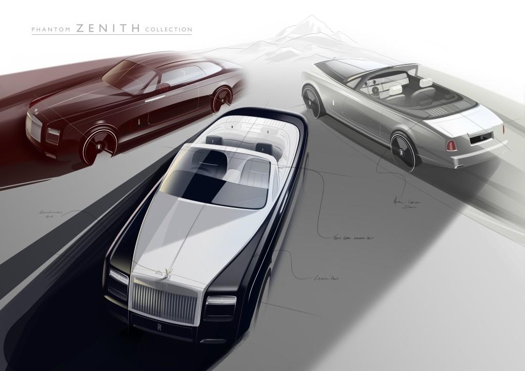 Rolls Royce Phantom VII Zenith