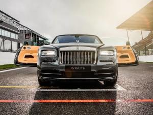 Rolls Royce Wraith Spa Edition