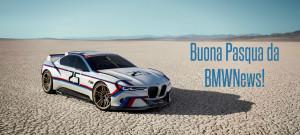 Buona Pasqua BMWNews