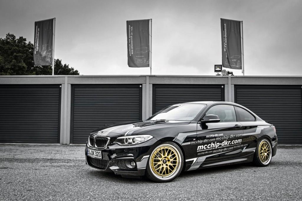 BMW 220i Coupe' F22