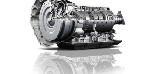 Cambio automatico ZF 8HP