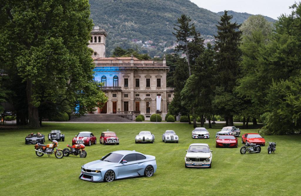 Hommage BMW Hommage Villa d'Este 2016