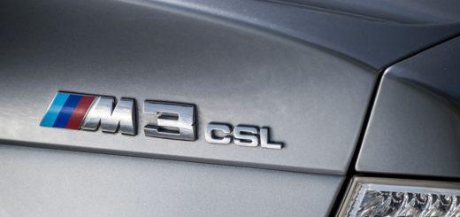BMW M CSL - BMW M3 CSL E46