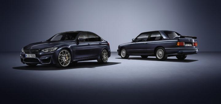 "BMW M3 ""30 Years M3"" Edition"
