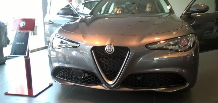 Alfa Romeo Giulia porte aperte 28 maggio 2016