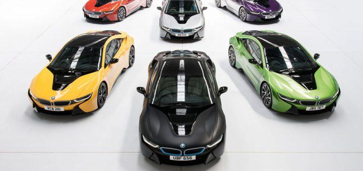 BMW i8 Individual