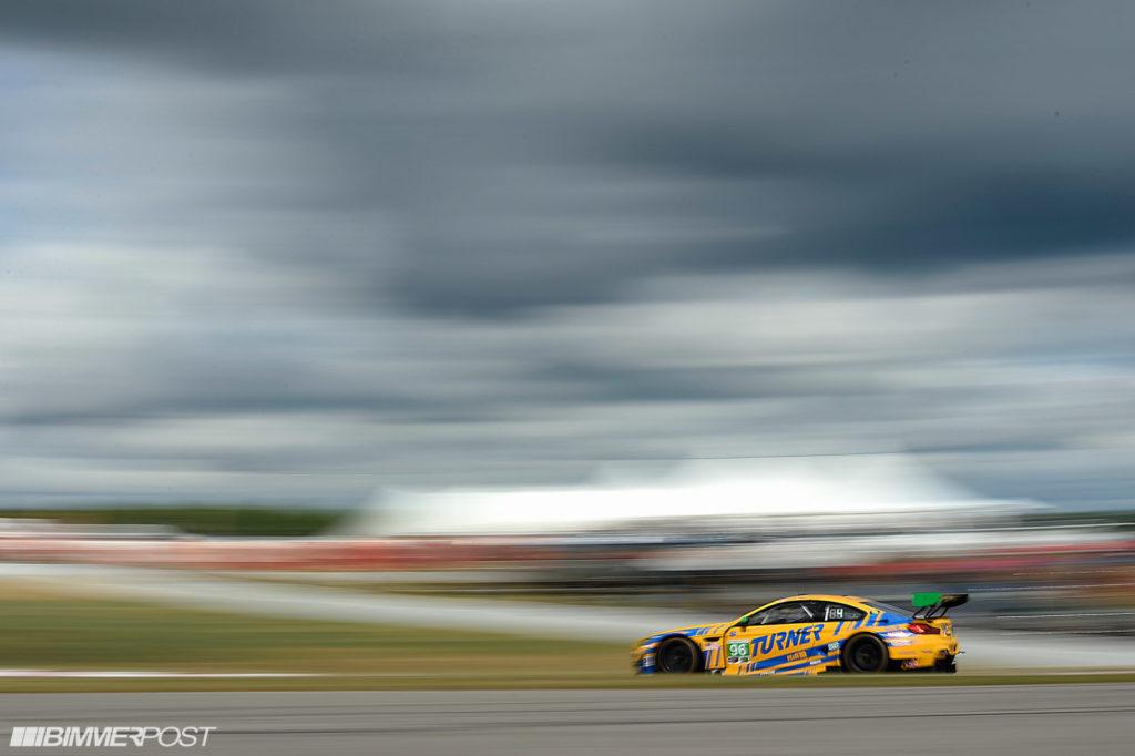 BMW M6 GT3 Turner Motorsport_Canadian Tire Motorsport Park