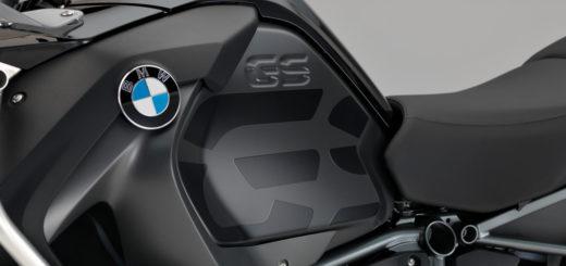 BMW R 1200 GS Adventure Triple Black - BMW Motorrad 2017