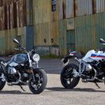BMW R NineT Racer - BMW R NineT Pure