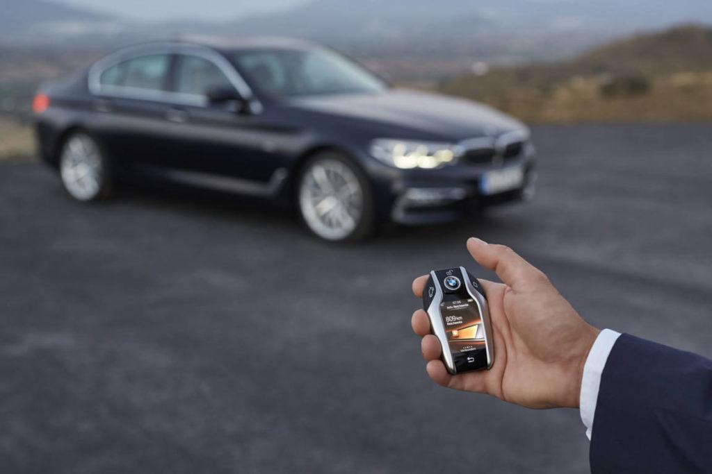 BMW Group - BMW Serie 5 G30 - BMW 530d xDrive Luxury Line